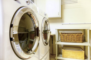 Searching for new laundry appliances in San Diego