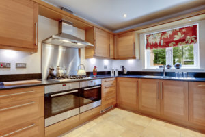 What is the most popular color for kitchen appliances