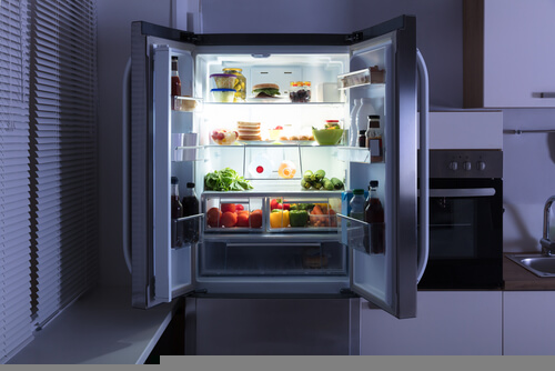 refrigerator in San Diego