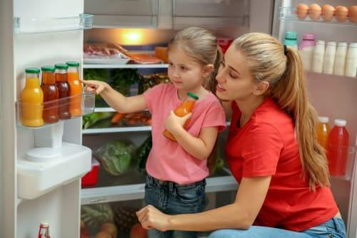 Which is better side-by-side or French door refrigerator