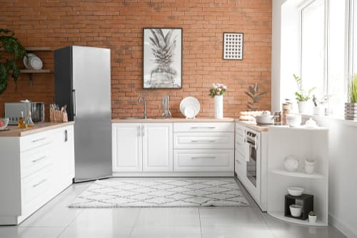 What is the most popular refrigerator color